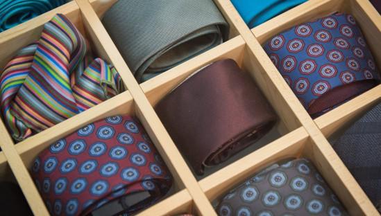 Krawatten Kollektion
